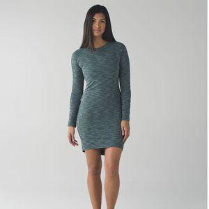 Lululemon &go Where To Dress Long Sleeve Size 4